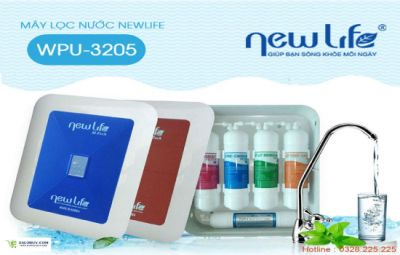 Máy Lọc Nước Newlife WPU–3205