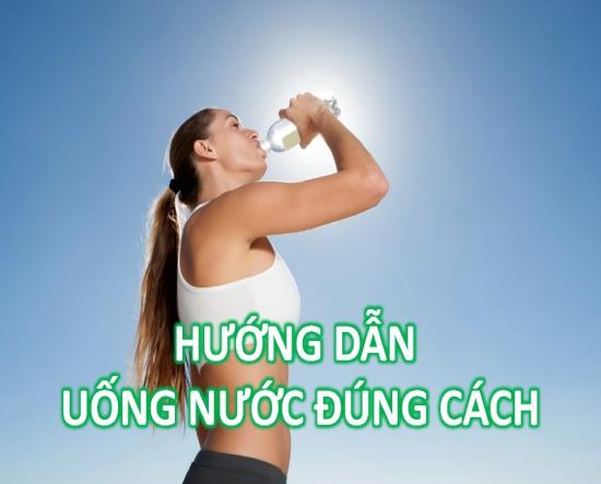 Nên uống nước khi nào?