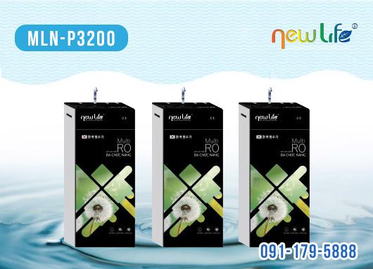 Máy lọc nước đa năng nóng lạnh nguội P3200