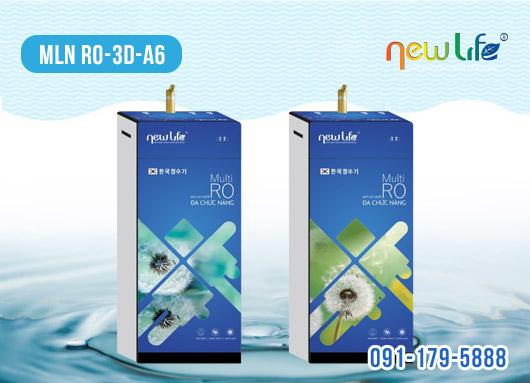 Máy lọc nước RO - 3D - A6