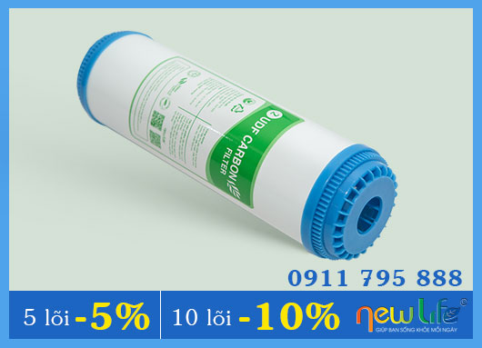 Lõi Lọc UDF2 Cacbon Filter